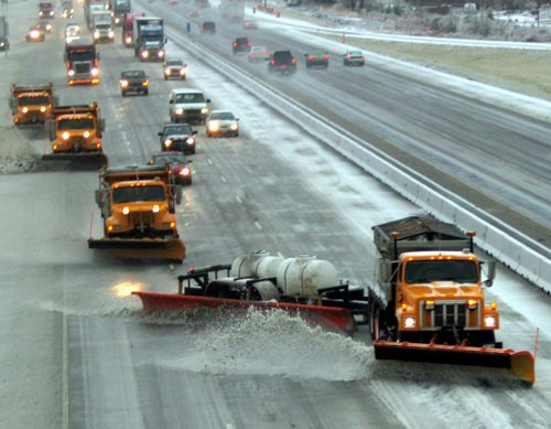 NYS DOT Plows Not Responsible For Hitting Vehicles? | New